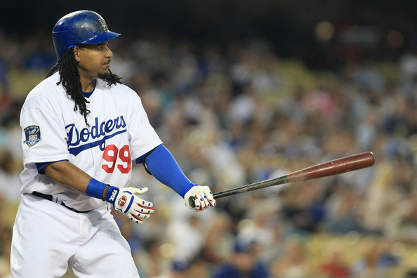 Free agent  slugger  Manny  Ramirez  ...........