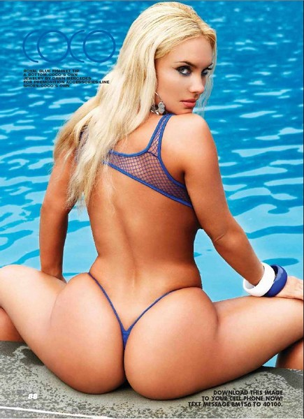 Nicole  'Coco'  Austin    wife   and   model.     Austin  is  the  wife   of rapper and  actor    Ice T  .