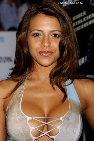 The  always   delectable  and   voluptuous   Vida  Guerra .
