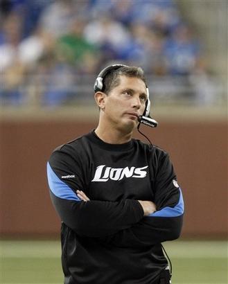 Rams Lions Football