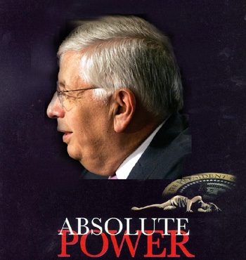 NBA Commissioner  David Stern  Absolute  Power  .........
