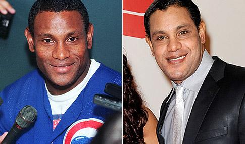 Sammy before  and   Sammy  after    '