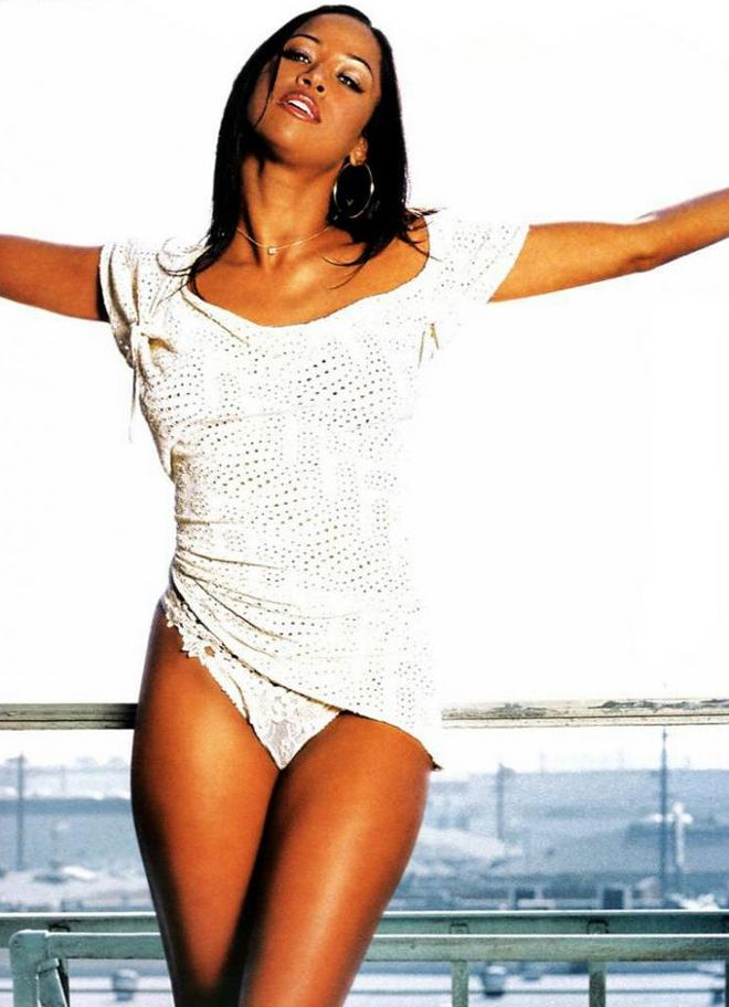 There will always  be a  'touch  of class' concerning  Stacey Dash  in  more ways  than  one.