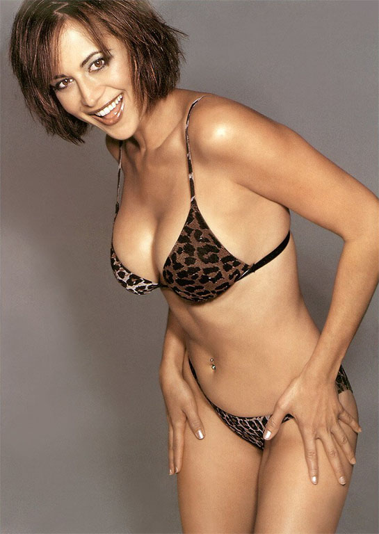 Ever  wanted  to  know  what  a   female  JAG  lawyer  looks  like out  of   uniform  ?  Well  here's   your  chance.  It's  Catherine  Bell   from  the  CBS  hit  show  <strong> 'JAG'  </strong>  of  which   Bell  played  US Marine  Cpt  and  lawyer <strong> 'Sarah Mackenzie' </strong> .   A  role   which  she  played  for   six   years  on  the network.    The  spin-offs   from  the  show  has  been   NCIS   and   its   counterpart  NICS-Los  Angeles.  Both  shows are   <strong> bonafide hits  </strong for  the  network.    And   Bell  to  my  mind  is  a hit  in   or  out  of   uniform .