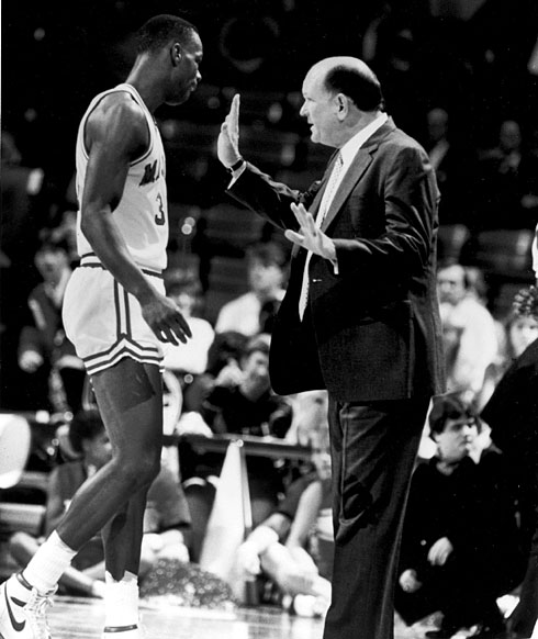 Len Bias was a star at Maryland under Terrapins coach Lefty Driesell. The Boston Celtics drafted Bias in the first round of the 1986 NBA Draft. Two days later, Bias died of cocaine intoxication.