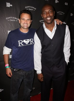 Drew Rosenhaus the agent for Terrell Owens is seen here at Gentleman Jack, Yardbarker.com & GQ Super Bowl Party Hosted by Terrell Owens at the Hyde Park Cafe on January 29, 2009 in Tampa, Florida. courtesy of Getty Images / Ryan Gilpin ................