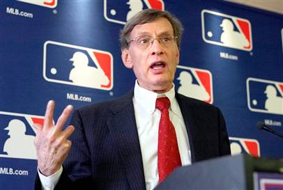 MLB Commissioner Bud Selig who has remained somewhat reticent when approached on the subject as to whether or not he'll remove the 2011 All Star Game from the state of Arizona and in particular from Chase Field , Phoenix, Arizona , home to the Arizona Diamondbacks. A political ground swell has arisen on both sides of the divide concern this very sensitive subject and it remains to be seen whether or not a decision will be made by Selig and the rest of the MLB hierarchy. Associated Press / Peter Mayhew ..........