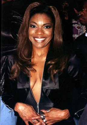 Janet Jacme the most prominent African American female star in the indudstry alongside her male counterparts Lexington Steele and Sean Michaels .