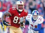 The player seen here in the San Francisco 49ers uniform during an NFL game. Hugh Marshall/ Los Angeles Times ......