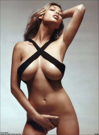 Adult entertainment star Tera Patrick . courtesy of maximonline.com/