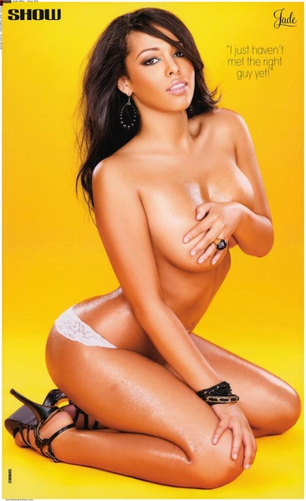 Jade Wifey as hot as hell !