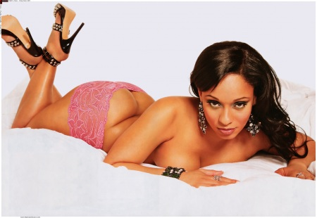 Tahiry will definitely put it on you if you want it that is ?