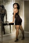 ' With that ass she could definitely crack open a walnut and put a world of hurt on any man . Serena Williams
