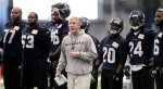 Seattle Seahawks coach Pete Carroll watches the NFL football team's practice Tuesday, Jan. 4, 2011, in Renton, Wash. The Seahawks host the New Orleans Saints on Saturday in an NFC-wild card game. AP Photo/Elaine Thompson ......
